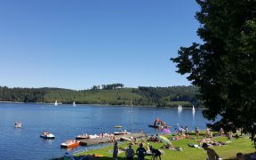 Freibad am Sorpesee