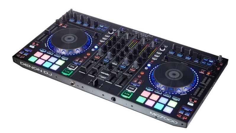 DJ Controller Denon DJ MC7000